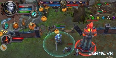 Spirit Of Glory - Game MOBA trên mobile do người Việt phát triển đã chính thức ra mắt 2