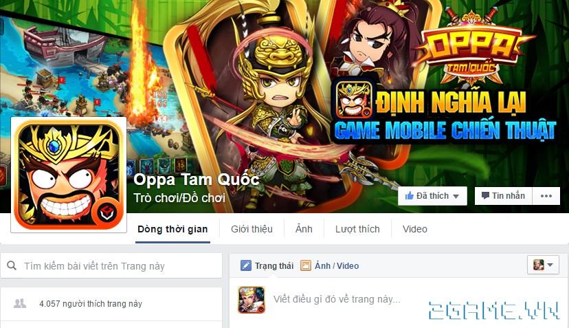 Oppa Tam Quốc - Game mobile thủ thành mới cập bến Việt Nam 0