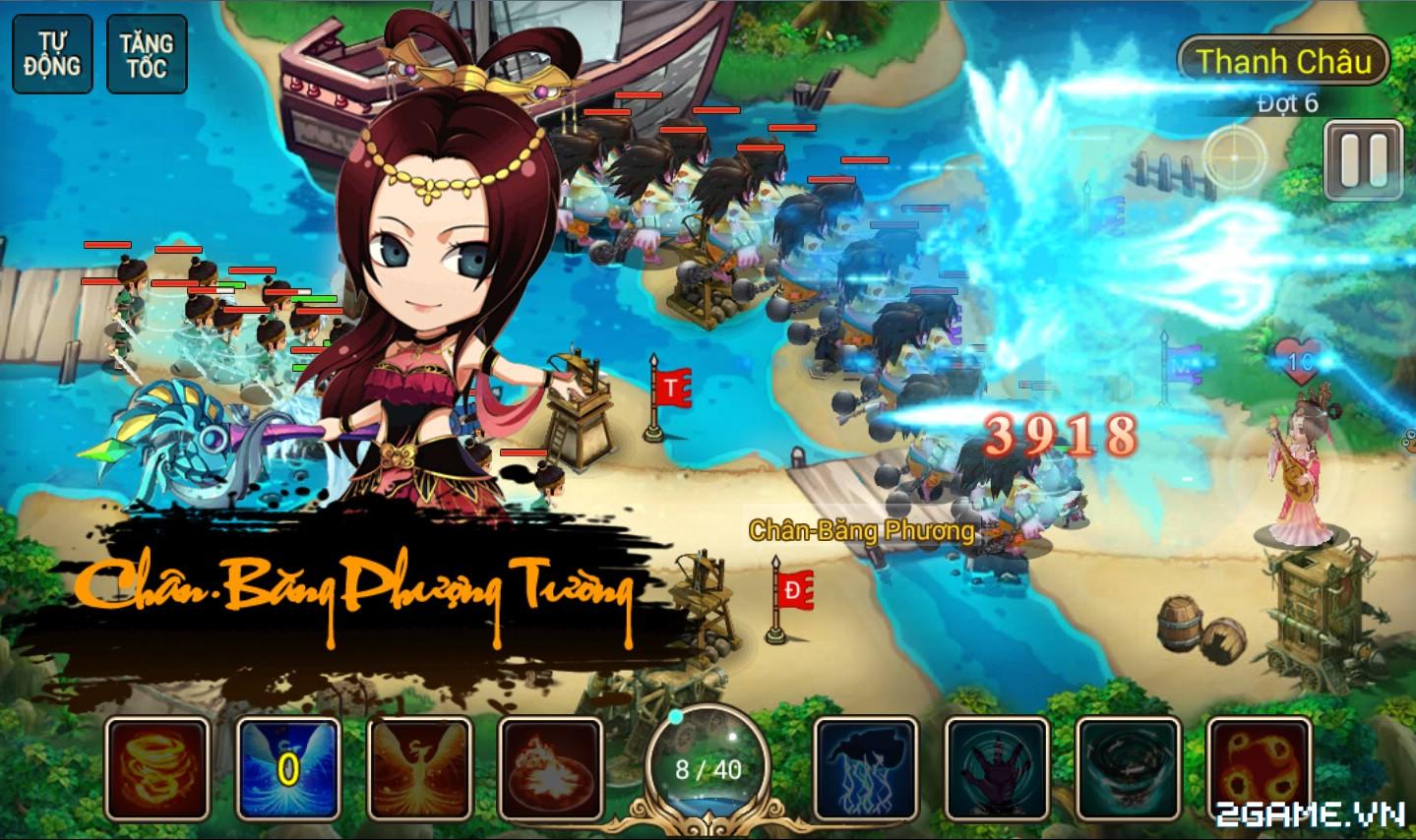 Oppa Tam Quốc - Game mobile thủ thành mới cập bến Việt Nam 1