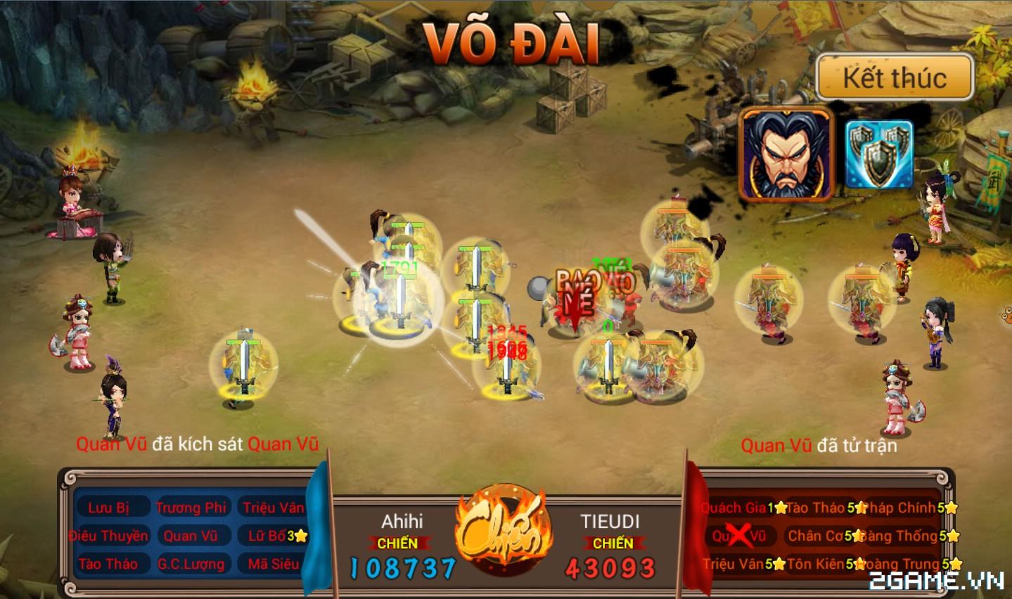 Oppa Tam Quốc - Game mobile thủ thành mới cập bến Việt Nam 2