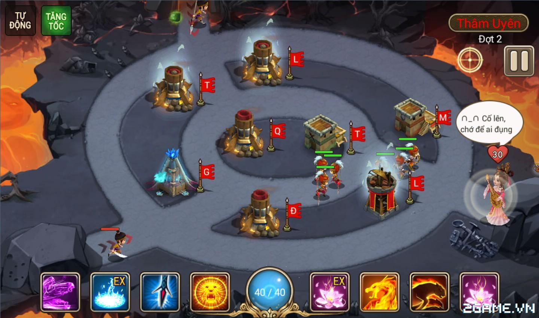 Oppa Tam Quốc - Game mobile thủ thành mới cập bến Việt Nam 4