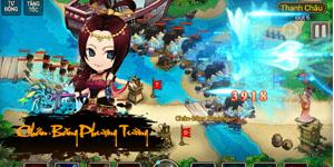 Oppa Tam Quốc – Game mobile thủ thành mới cập bến Việt Nam