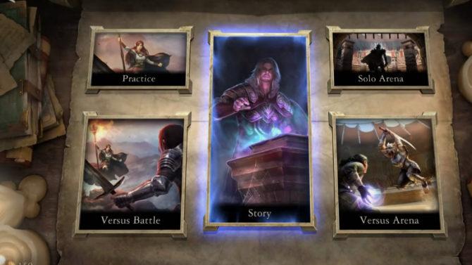 The Elder Scrolls: Legends - Game thẻ bài cực đỉnh không hề ăn theo Hearthstone 0