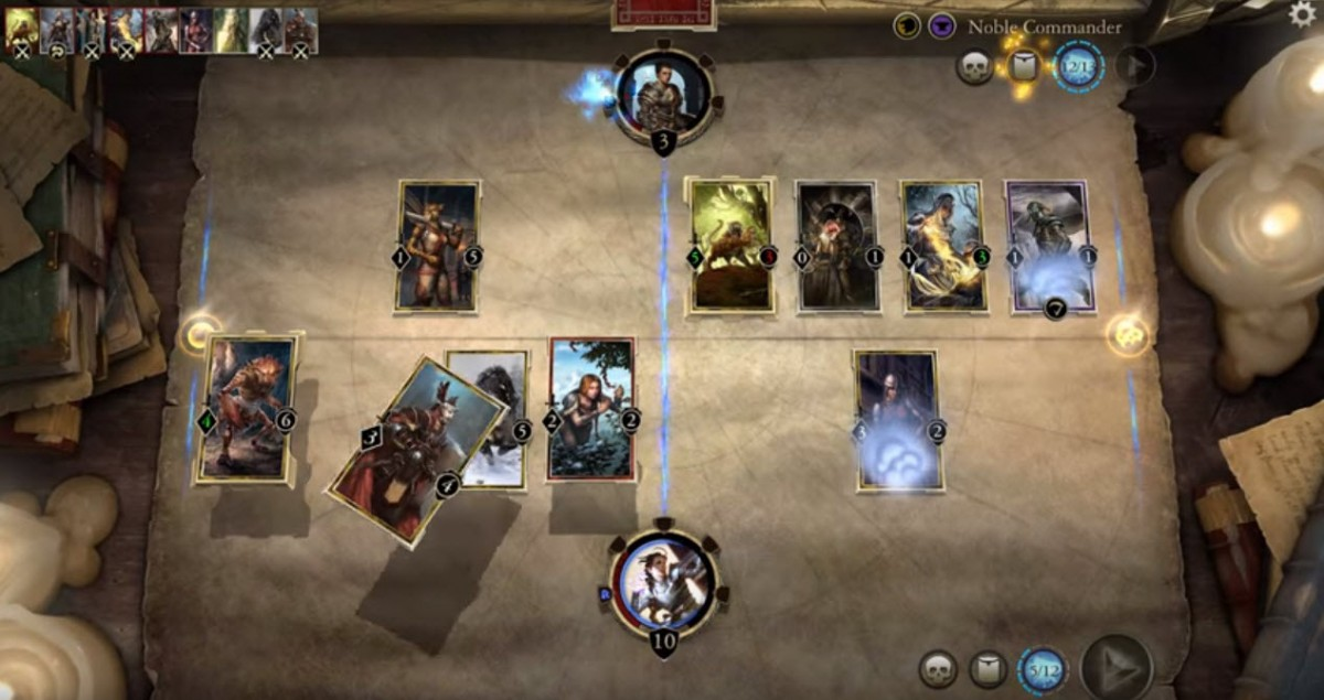 The Elder Scrolls: Legends - Game thẻ bài cực đỉnh không hề ăn theo Hearthstone 2