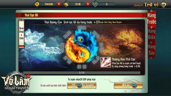 Võ Lâm Ngoại Truyện Mobile - Điểm danh loạt update tháng 5 sắp ra mắt 1