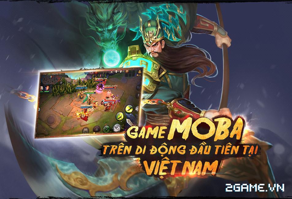 3Q 360Mobi tự tin làm hài lòng fan MOBA trên di động 0
