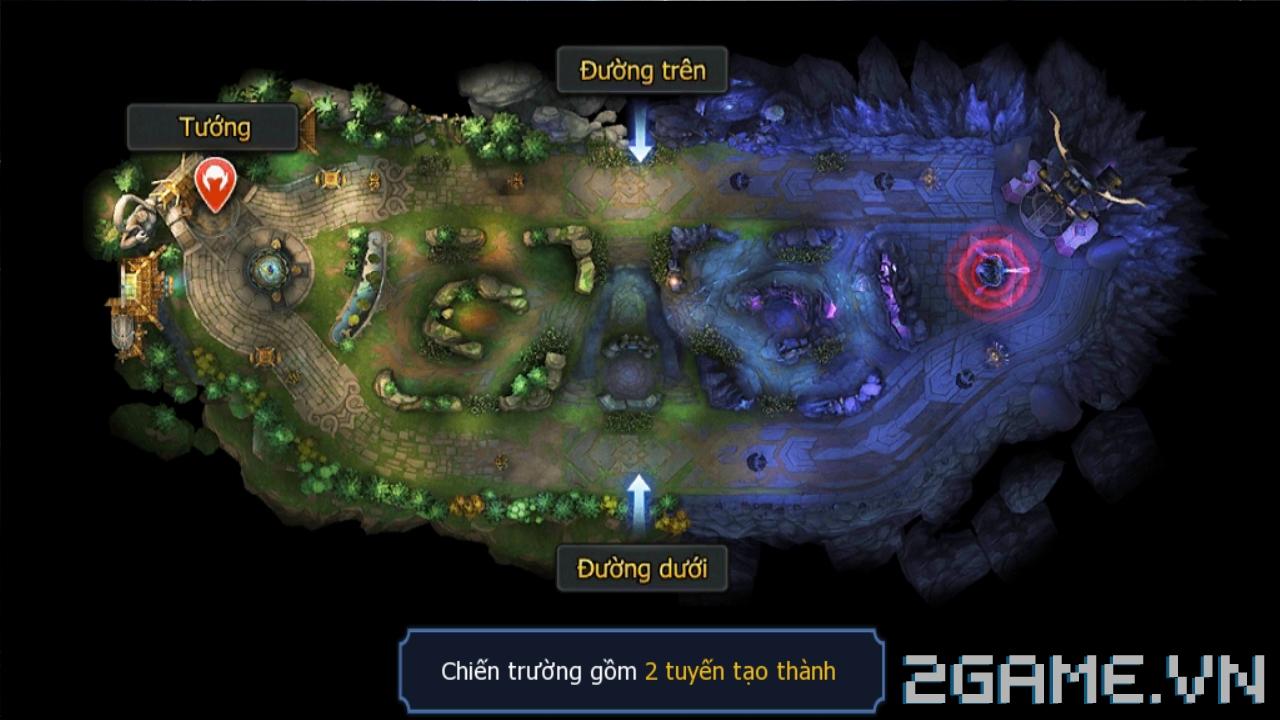 3Q 360Mobi dung hòa một cách khéo léo giữa lối chơi nhập vai và MOBA 5