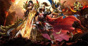 Game mobile Bá Đao Chi Mộng cập bến Việt Nam