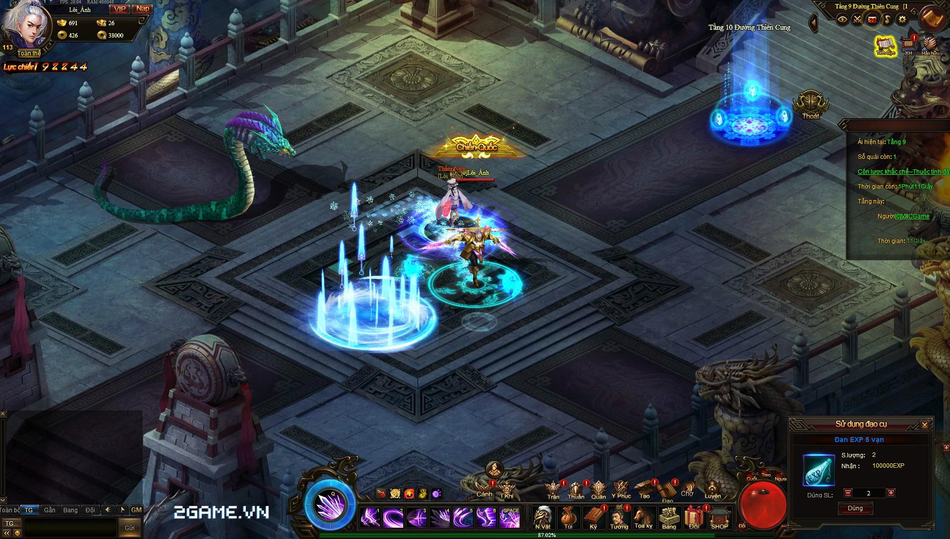 Game Soái Vương khoe mẽ 7 tính năng hoành tráng của mình! 3