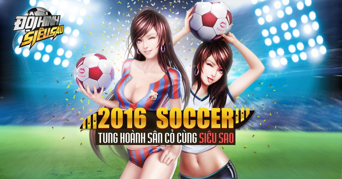 Đội Hình Siêu Sao - Game chuẩn bóng đá trên di động 3