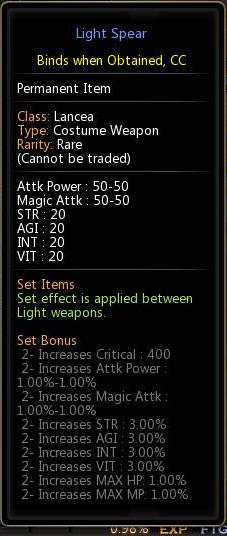 Dragon Nest: Các vấn đề cần biết khi max level ( Phần III) 15