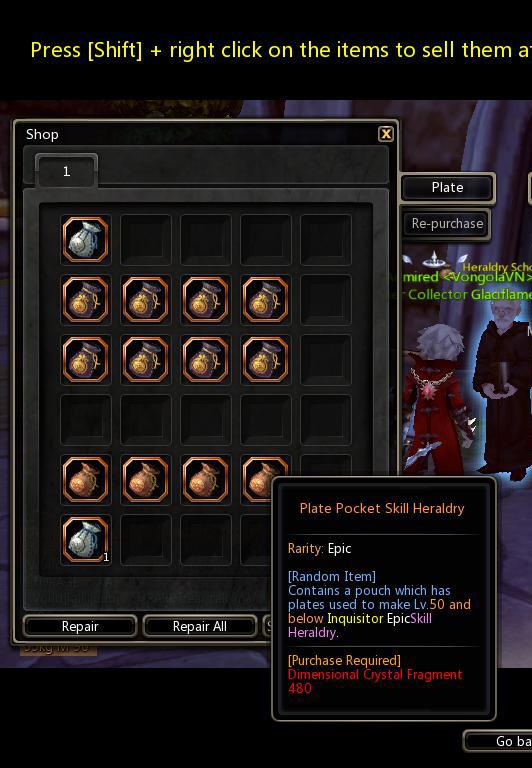 Dragon Nest: Các vấn đề cần biết khi max level ( Phần II) 4
