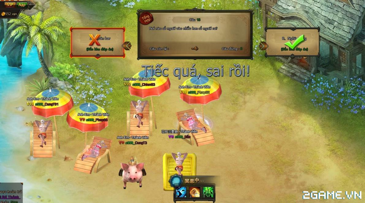 Sau Bách Chiến Vô Song 1 & 2, webgame Bách Chiến Vô Song 3 có gì đặc sắc hơn? 5