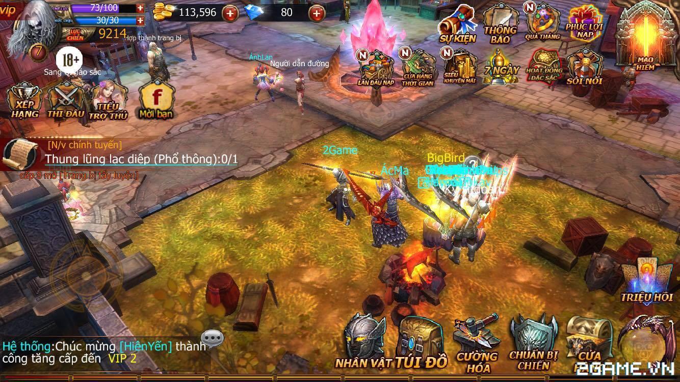 Trải nghiệm Trảm Ma Mobile – Liệu game có đủ sức để chinh phục game thủ? 6