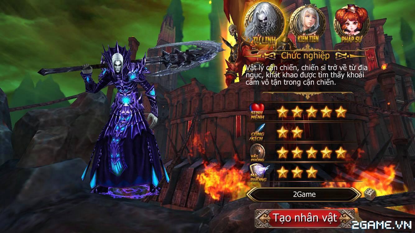 Trải nghiệm Trảm Ma Mobile – Liệu game có đủ sức để chinh phục game thủ? 3