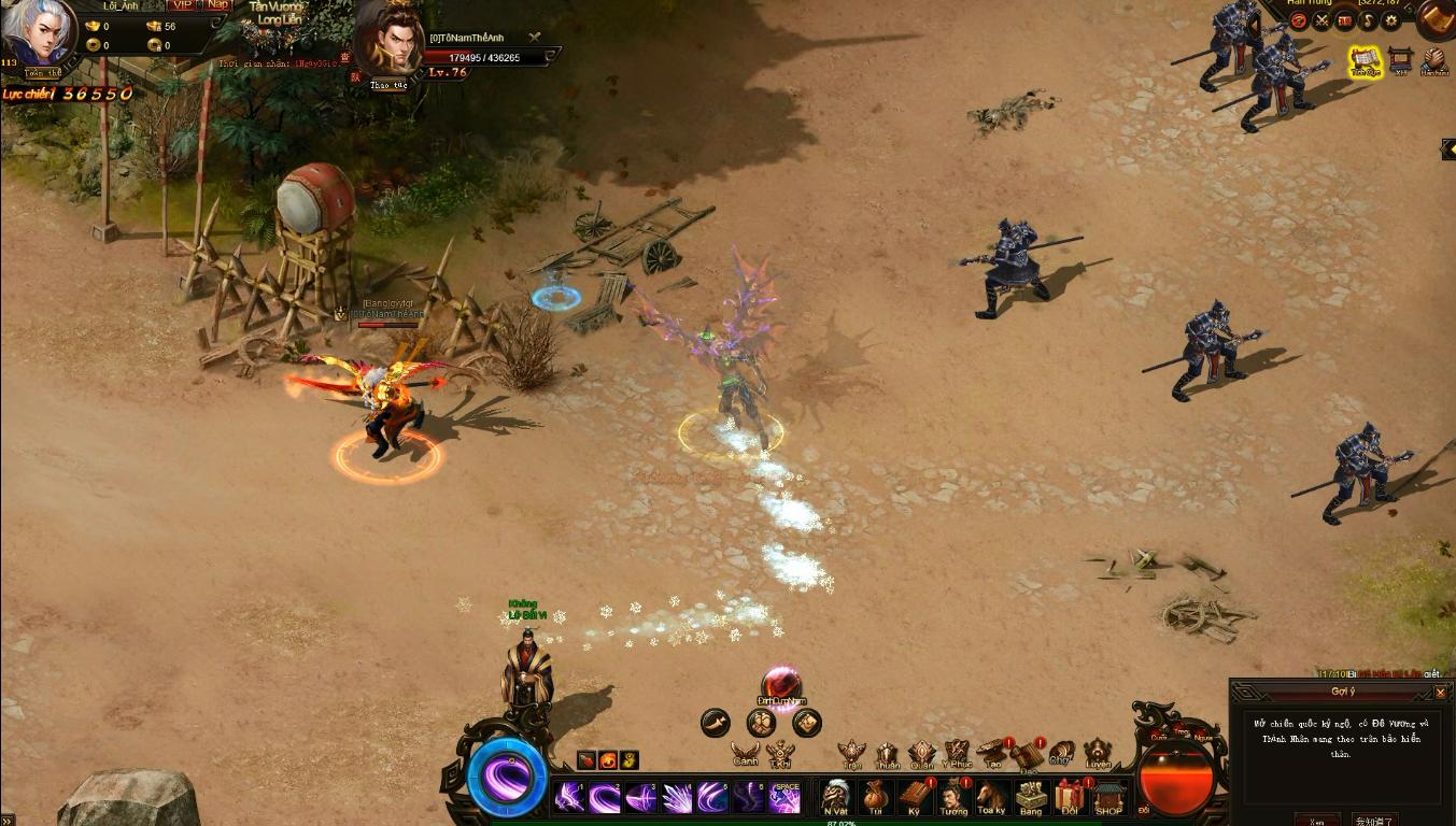 Webgame Soái Vương: Bản lĩnh anh hùng thời loạn sở hữu 3 trong 1 1