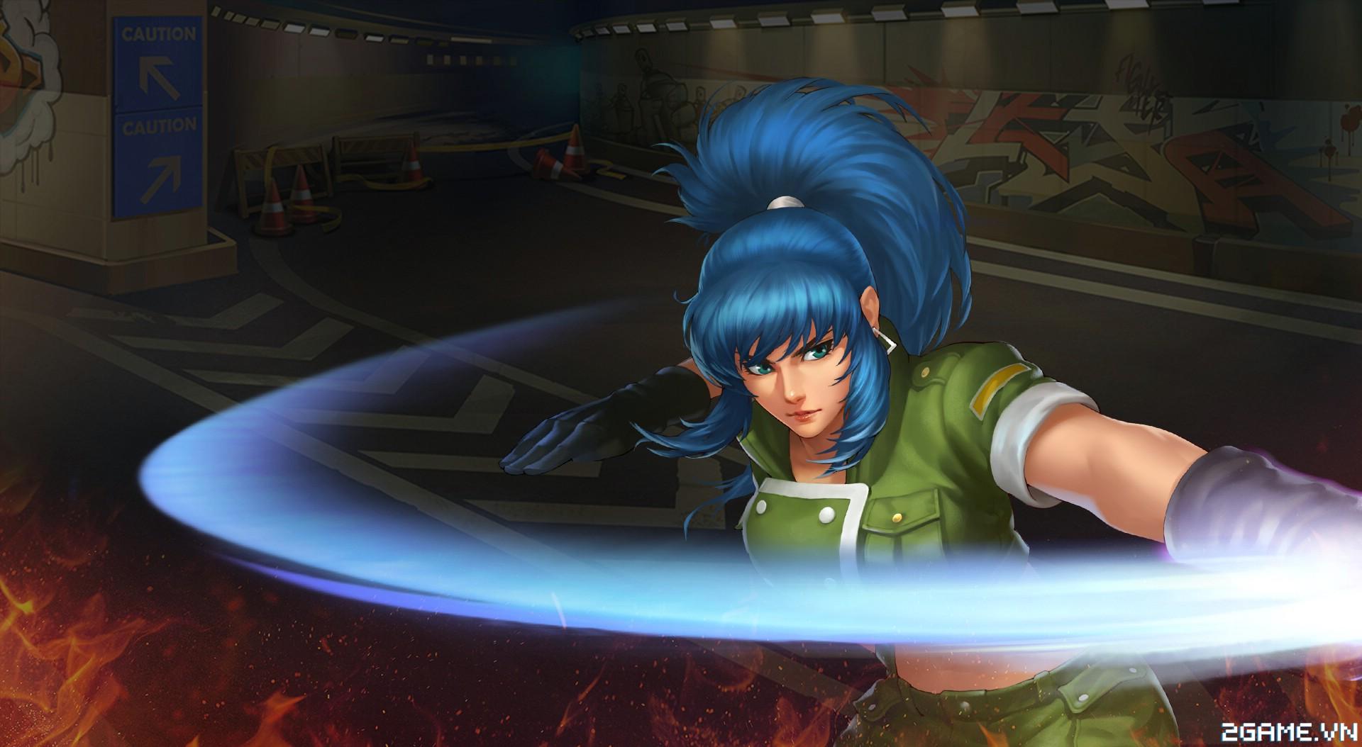 Quyền Vương 98 - Tìm hiểu tướng Leona 0