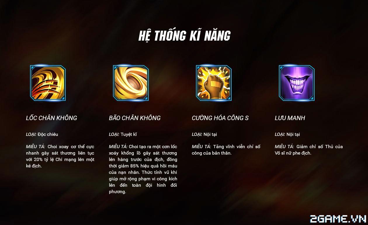 Quyền Vương 98 - Tìm hiểu tướng Choi Bounge 1