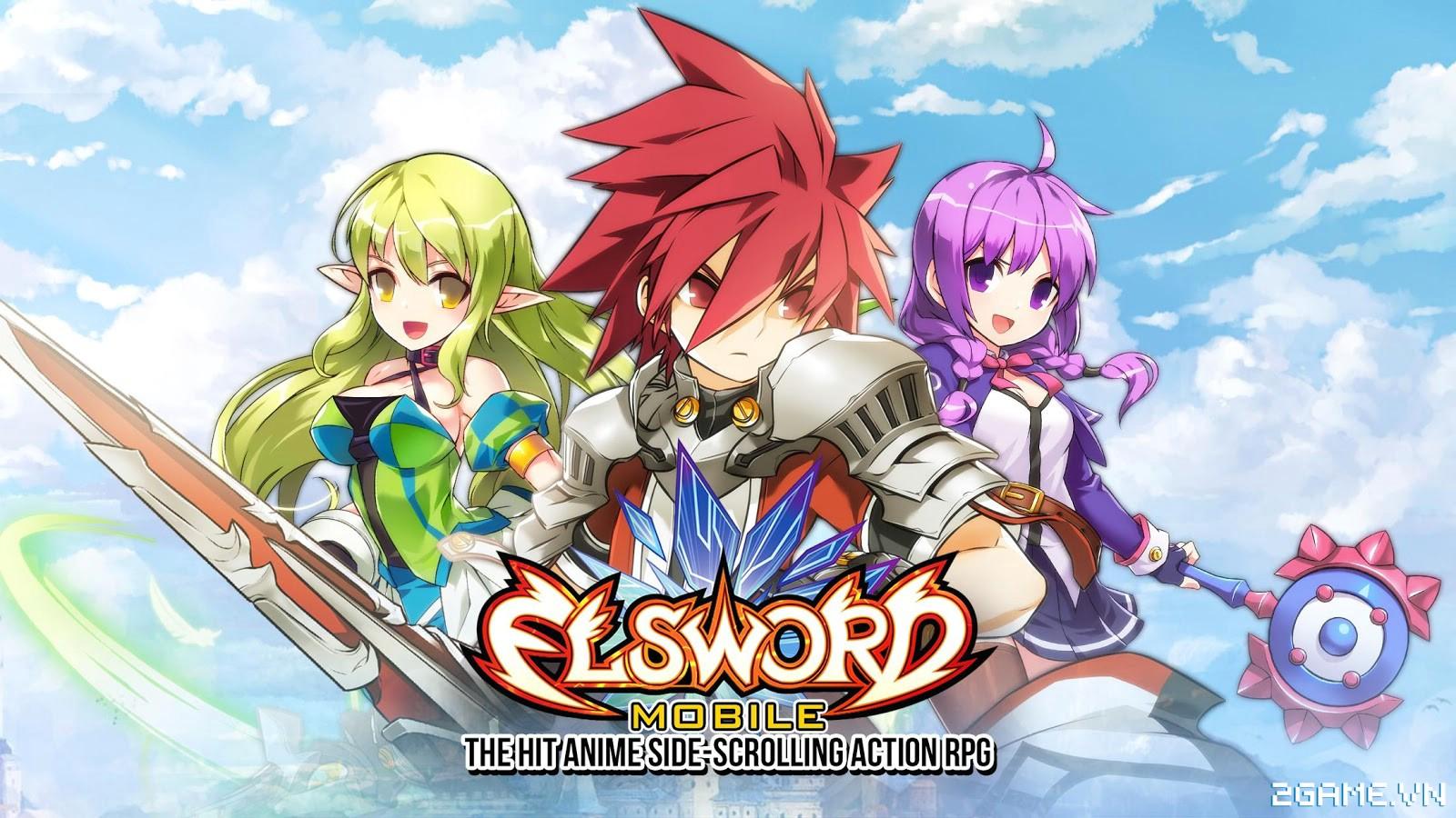 Elsword - Siêu phẩm MMORPG PC chính thức cập bến Mobile, hỗ trợ cả tiếng Việt 0