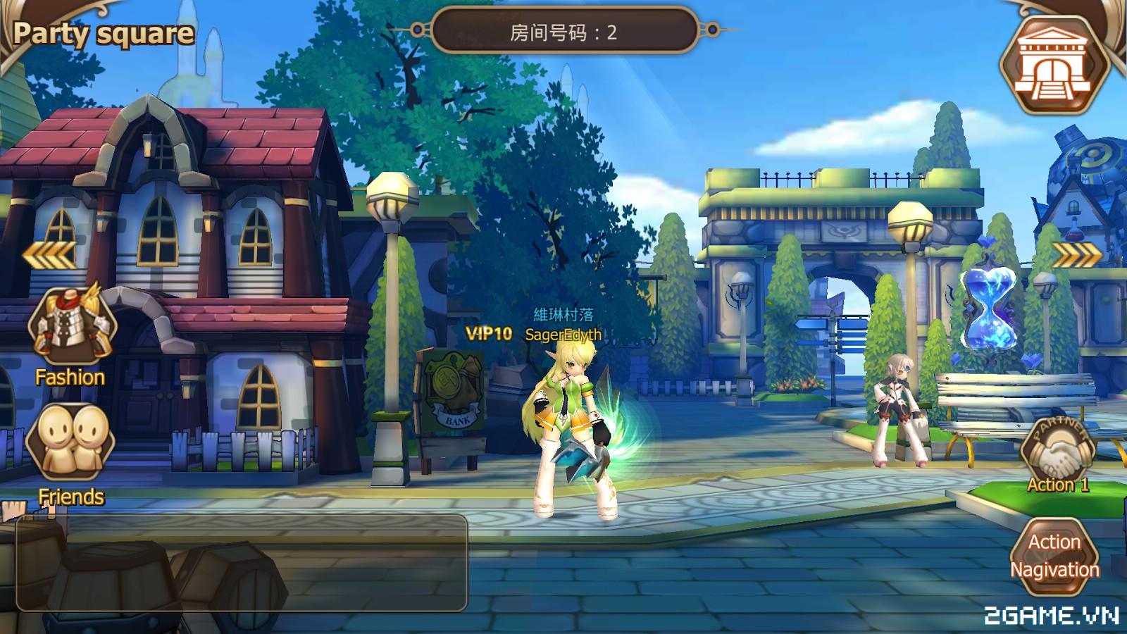 Elsword - Siêu phẩm MMORPG PC chính thức cập bến Mobile, hỗ trợ cả tiếng Việt 2