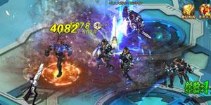 Thiên Hỏa Đại Đạo – Webgame khoa học viễn tưởng dựa theo tiểu thuyết