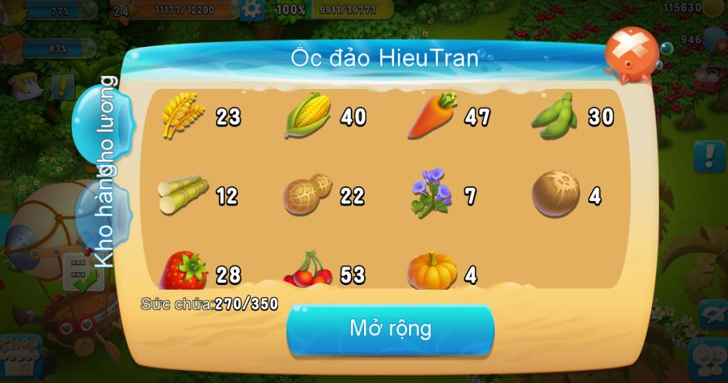 Vườn Vui Vẻ 3V - Tổng hợp các mẹo hữu ích cho game thủ 3