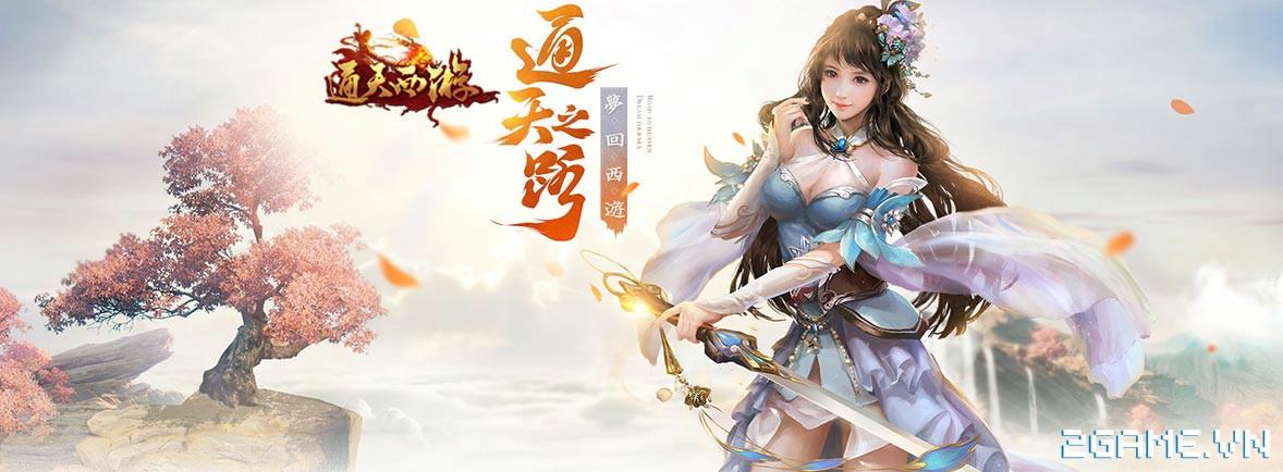 Thông Thiên Tây Du - Webgame đồ hoạ hiện đại chẳng kém game client đã ra mắt tại Trung Quốc 8