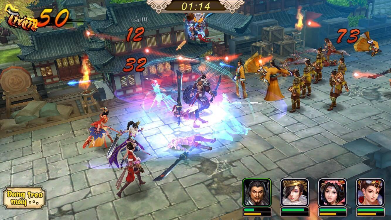 Trải nghiệm Long Tướng 3D – Đồ họa đỉnh, gameplay có sự sáng tạo đấy! 1