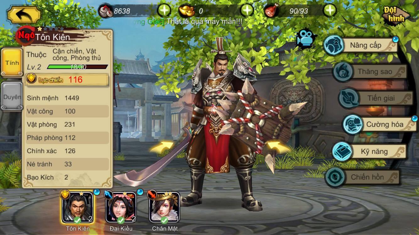Trải nghiệm Long Tướng 3D – Đồ họa đỉnh, gameplay có sự sáng tạo đấy! 4