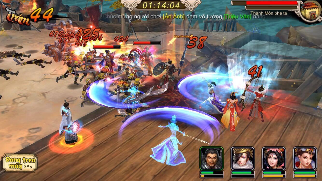 Trải nghiệm Long Tướng 3D – Đồ họa đỉnh, gameplay có sự sáng tạo đấy! 5