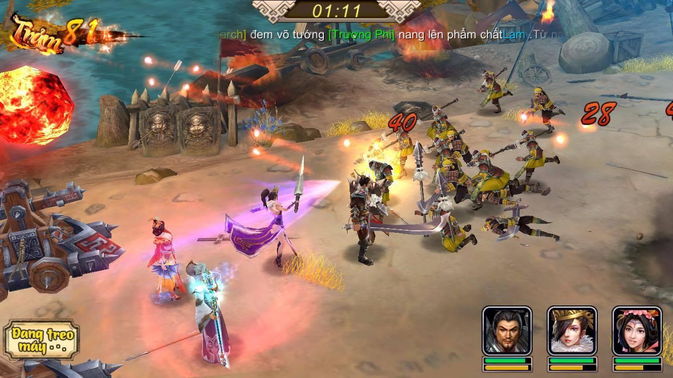Trải nghiệm Long Tướng 3D – Đồ họa đỉnh, gameplay có sự sáng tạo đấy! 6