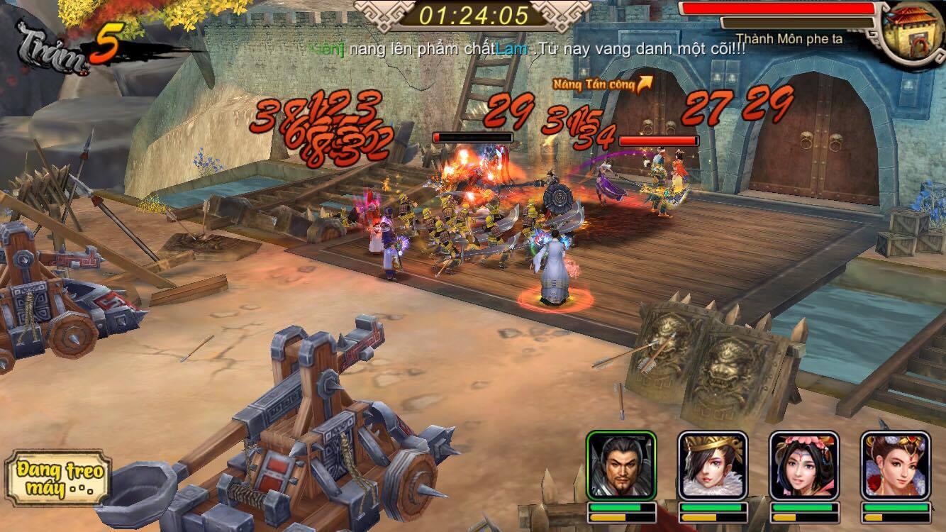 Trải nghiệm Long Tướng 3D – Đồ họa đỉnh, gameplay có sự sáng tạo đấy! 7