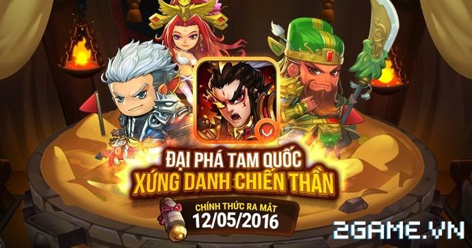 Lữ Bố Truyện hé lộ hình ảnh Việt hóa trước ngày ra mắt 0