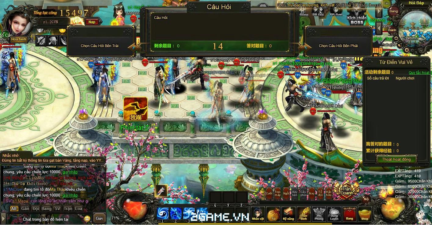 Thiên Cục - Đồ hoạ đẹp nhưng lối chơi khó làm hài lòng game thủ 6