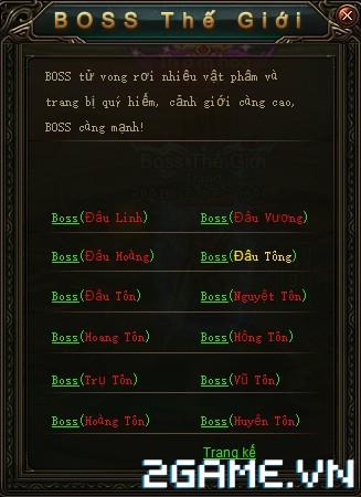 Đấu Phá Web - Tìm hiểu Boss Bóng Tối 1