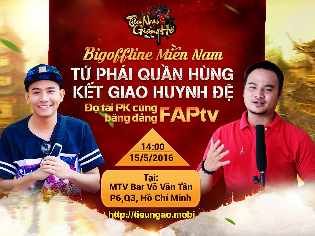 TNGH Mobile – Quậy hết mình tại buổi offline Sài Gòn cùng người nổi tiếng 1