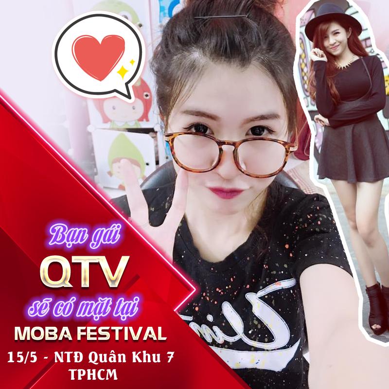 Huyền Thoại MOBA - Đi xem Đông Nhi hát, bạn gái QTV rap, Misthy thi đấu và Viruss làm caster tại MOBA FESTIVAL 2