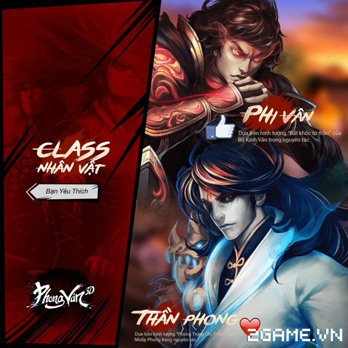 """Phong Vân 3D - 5 phút chiêm ngưỡng vẻ đẹp trai của anh em """"họ ngoại"""" Phi Vân và Thần Phong 0"""