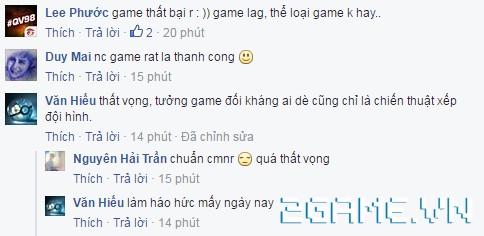Quyền Vương 98 mất điểm trong mắt game thủ Việt vì lối chơi đánh tự động 2
