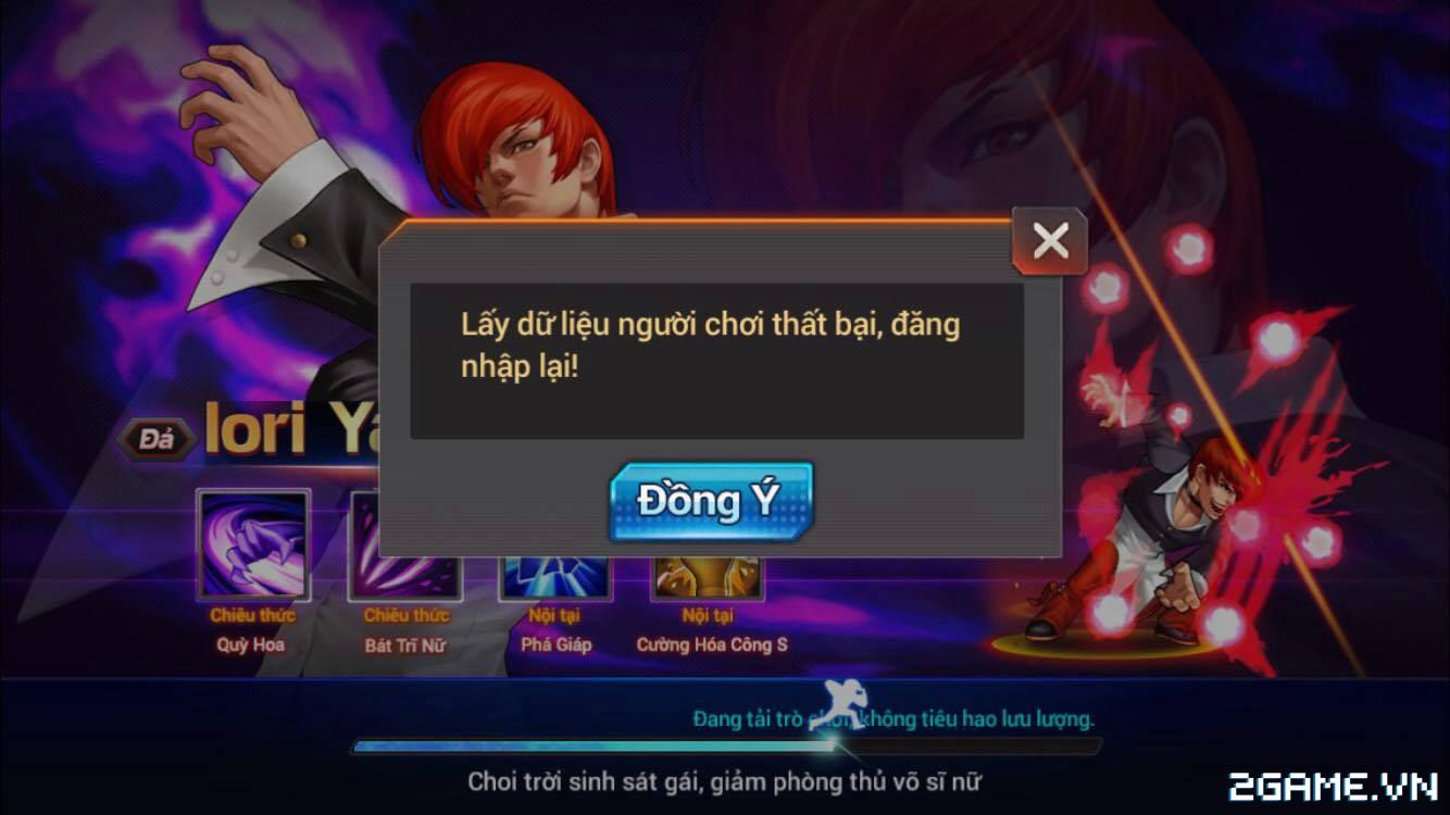 Quyền Vương 98 mất điểm trong mắt game thủ Việt vì lối chơi đánh tự động 3