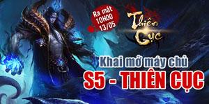 Tặng 310 giftcode game Thiên Cục