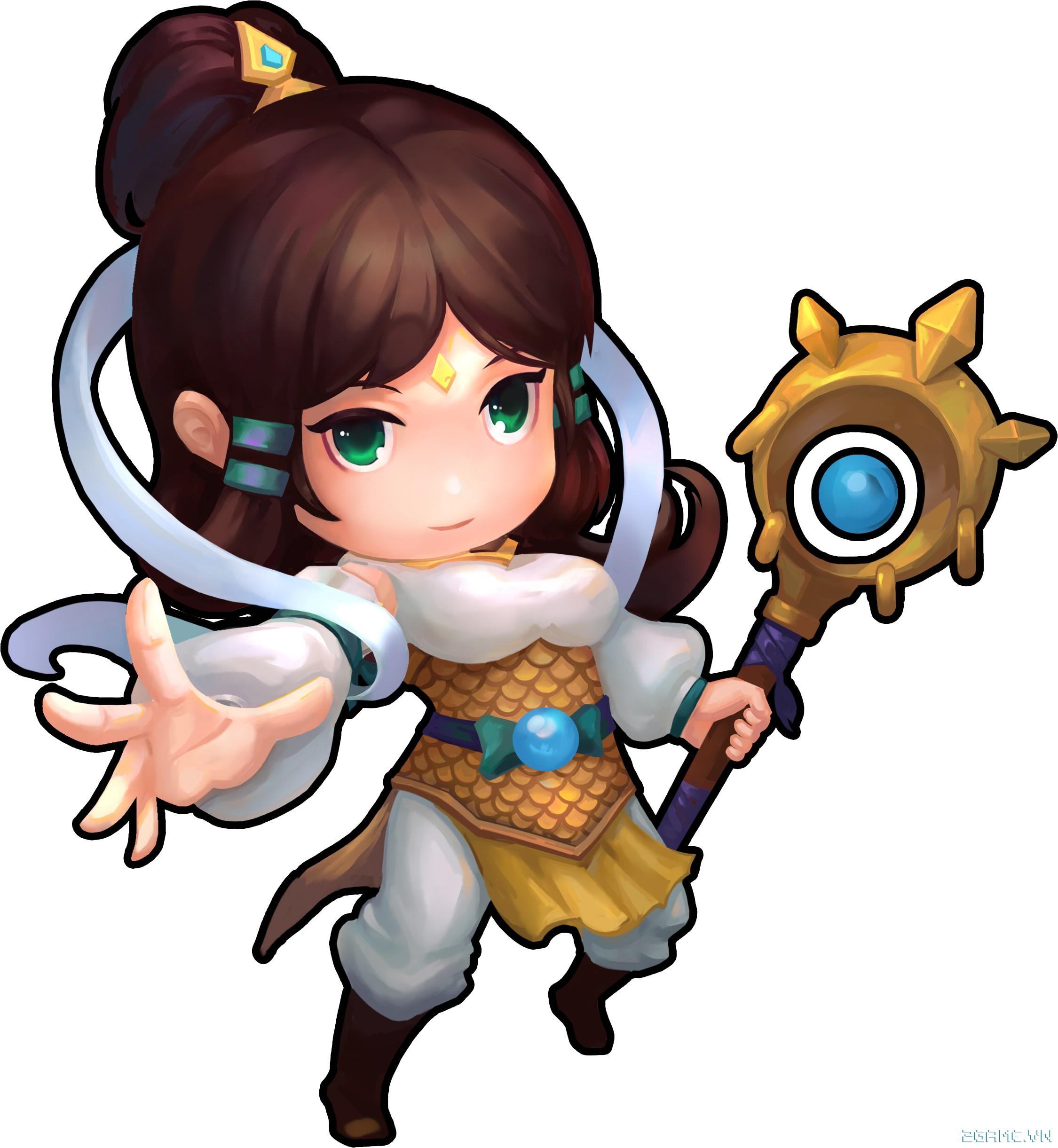 Ảo Mộng Giang Hồ - Cơ hội nào cho nữ hiệp khách xưng danh đệ nhất ? 1