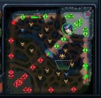 Huyền Thoại MOBA - Khám phá khu rừng kỳ bí và nguy hiểm trong game 0