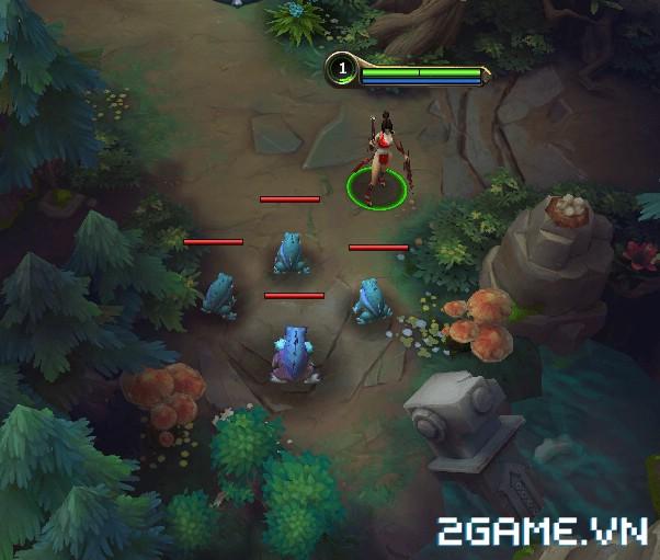 Huyền Thoại MOBA - Khám phá khu rừng kỳ bí và nguy hiểm trong game 1