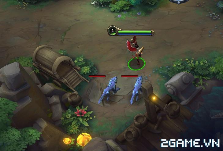Huyền Thoại MOBA - Khám phá khu rừng kỳ bí và nguy hiểm trong game 2