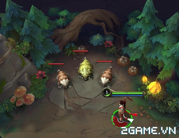 Huyền Thoại MOBA - Khám phá khu rừng kỳ bí và nguy hiểm trong game 4