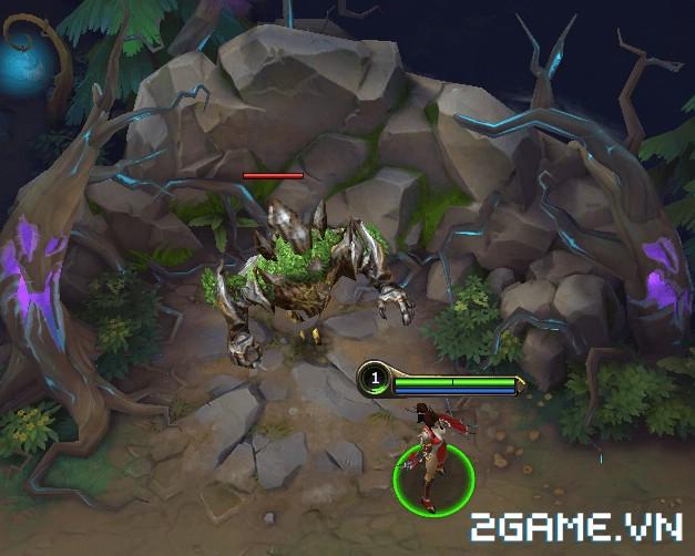 Huyền Thoại MOBA - Khám phá khu rừng kỳ bí và nguy hiểm trong game 5