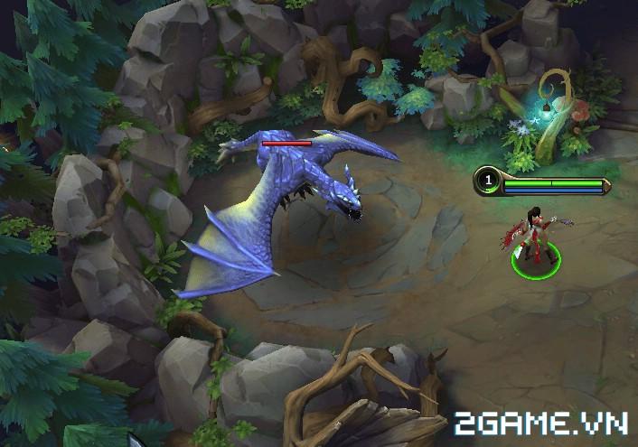 Huyền Thoại MOBA - Khám phá khu rừng kỳ bí và nguy hiểm trong game 7