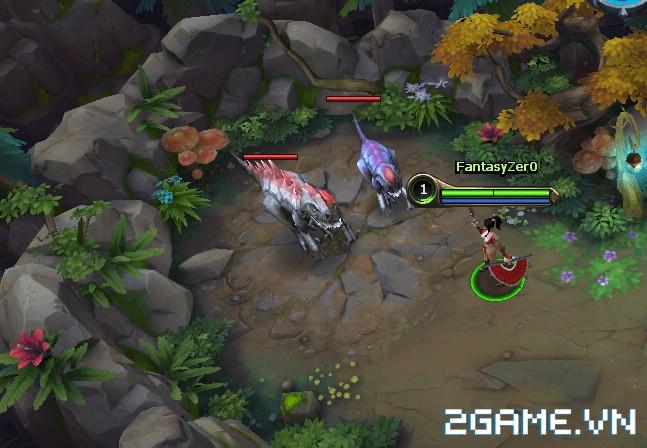 Huyền Thoại MOBA - Khám phá khu rừng kỳ bí và nguy hiểm trong game 8