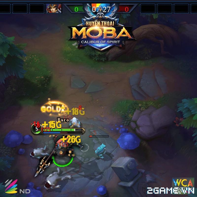Huyền Thoại MOBA - Khám phá khu rừng kỳ bí và nguy hiểm trong game 11